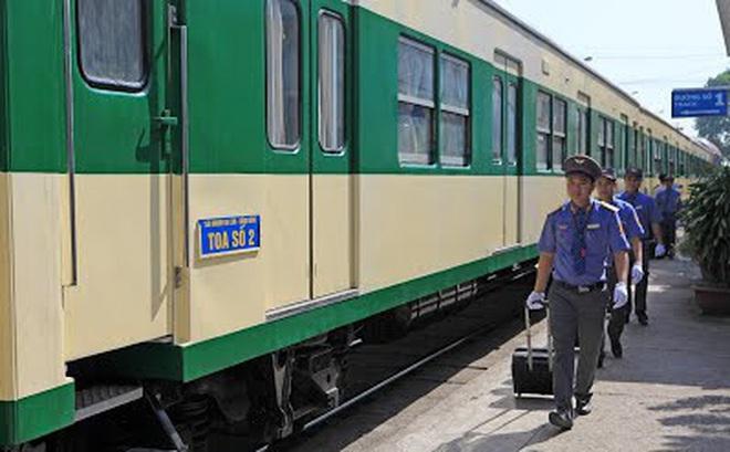 Đề nghị tạm dừng hoạt động chuyến tàu liên vận Hà Nội đi Trung Quốc