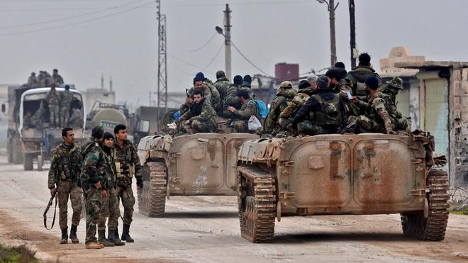 Thổ Nhĩ Kỳ dàn trận khắp biên giới Syria, TT Erdogan tuyên bố: Chiến tranh đã cận kề! - Ảnh 2.
