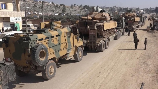 Lầu Năm Góc: Nga và Thổ Nhĩ Kỳ sẽ đánh nhau to ở Syria - Chảo lửa Idlib sắp bùng cháy - Ảnh 1.