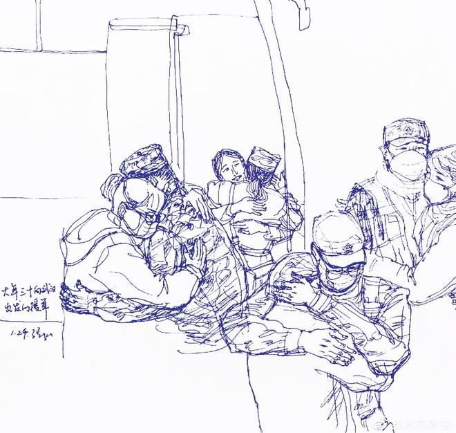 Bác sĩ ICU Vũ Hán chia sẻ chân thực: Các bệnh nhân nặng của đồng nghiệp đều tử vong, lấp đầy phòng bệnh chỉ cần 1 giờ - Ảnh 33.