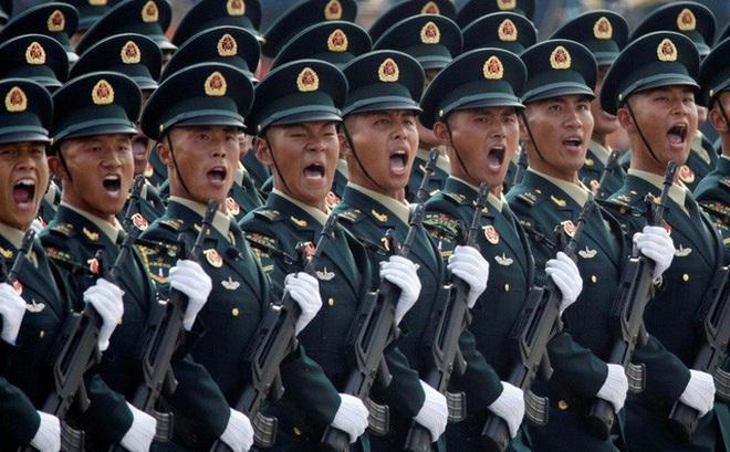 Bước chân quân đội Trung Quốc toàn cầu từ tín hiệu hiện đại hóa
