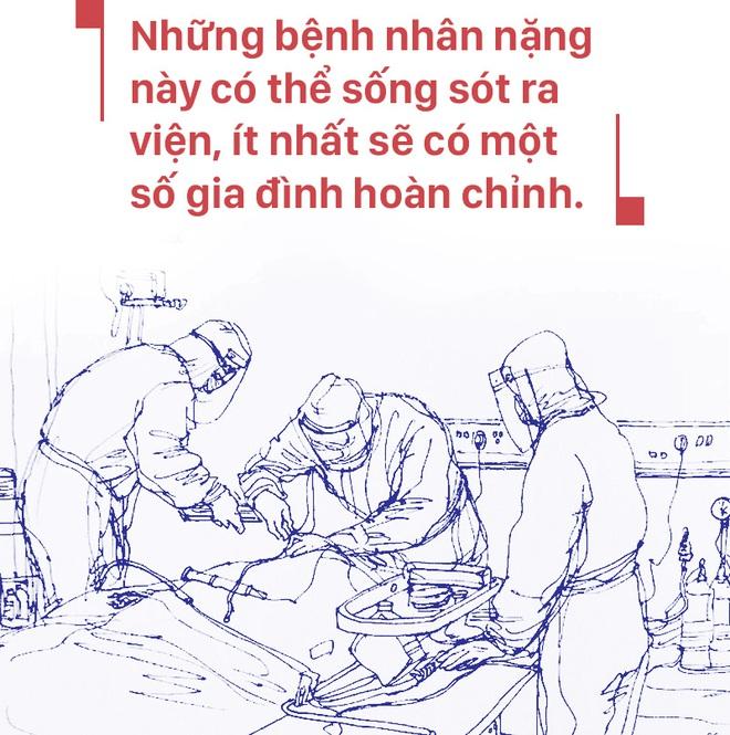 Bác sĩ ICU Vũ Hán chia sẻ chân thực: Các bệnh nhân nặng của đồng nghiệp đều tử vong, lấp đầy phòng bệnh chỉ cần 1 giờ - Ảnh 7.