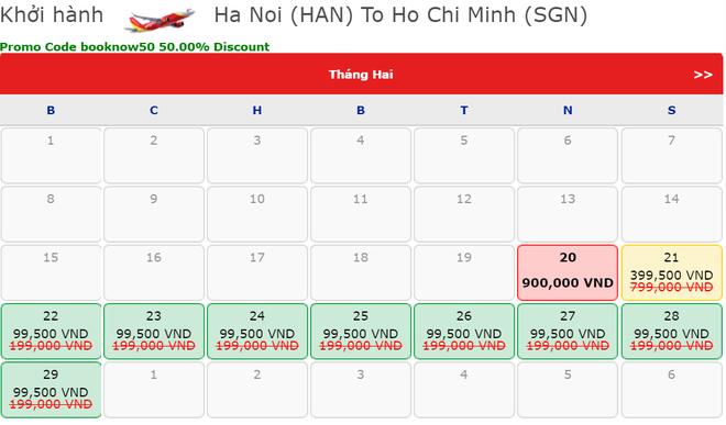 Rẻ hơn vé xe khách: Vietjet Air giảm 50% giá vé tất cả đường bay trong nước và quốc tế - Ảnh 1.