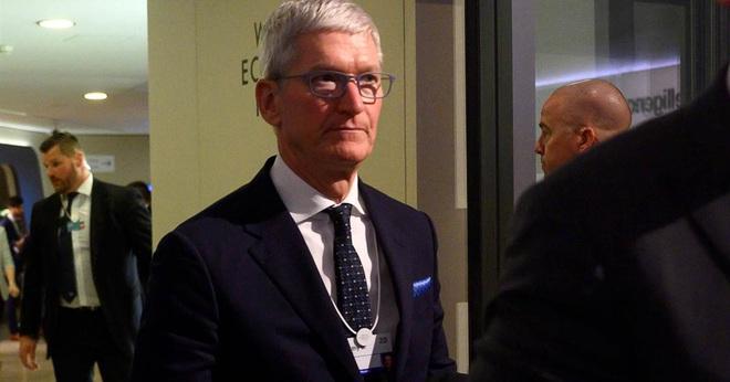 CEO Apple bị rình mò, quấy rối bằng ảnh sex - Ảnh 1.