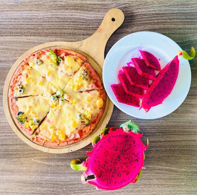 Hà Nội sắp có pizza dưa hấu - món ăn độc đáo bậc nhất đợt dịch Covid-19 - Ảnh 2.