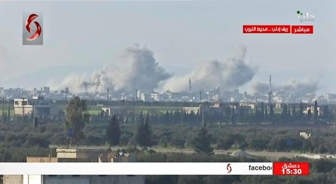 Bị Nga đánh cho tan nát, Thổ Nhĩ Kỳ cầu viện Mỹ mang tên lửa Patriot đến Syria - Ảnh 3.