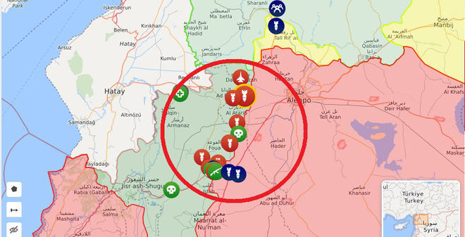 Bom chiến tranh đã xì khói: Su-24 Nga cho quân Thổ nếm mùi ở Syria - Đức, Pháp khẩn cấp lên tiếng - Ảnh 2.