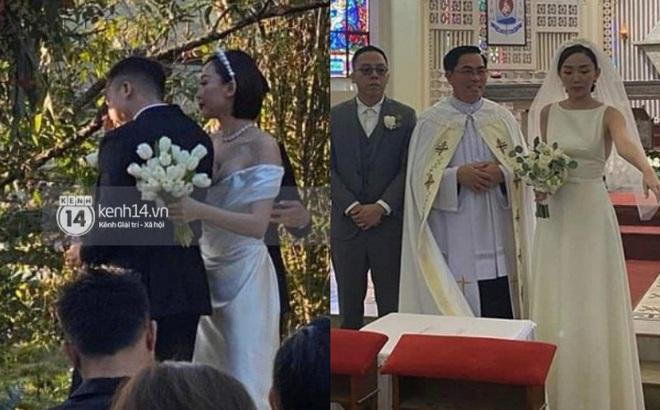 Tóc Tiên chính thức lên tiếng chia sẻ lý do giấu kín hôn lễ với Hoàng Touliver
