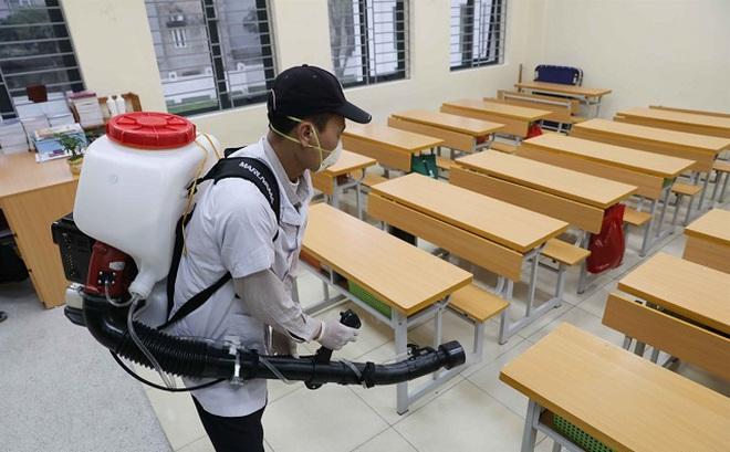 Tạo môi trường an toàn khi học sinh trở lại lớp