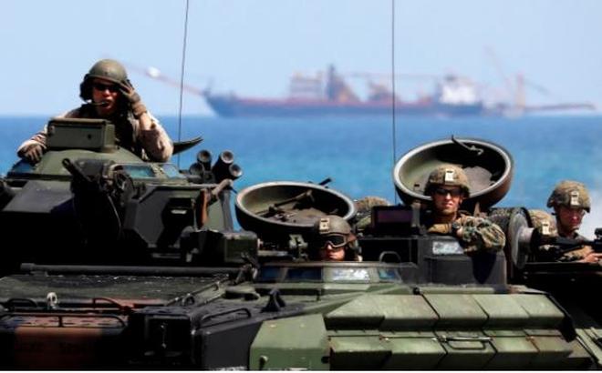 Quan chức Mỹ kêu gọi tăng khả năng quân sự, sẵn sàng 'đụng độ' với Trung Quốc
