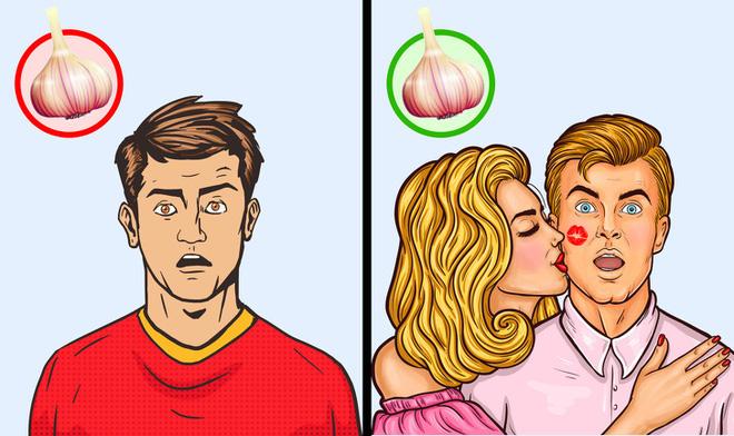 Điều gì sẽ xảy ra nếu bạn ăn tỏi hàng ngày? - Ảnh 1.