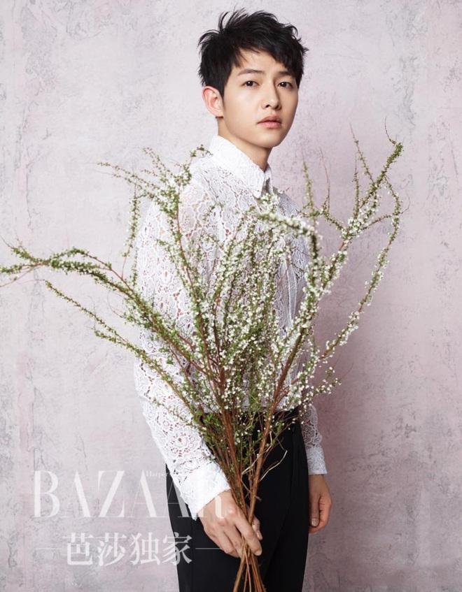 """Hai chàng Đại úy đi qua cuộc đời Song Hye Kyo: Đều giàu có và điển trai nhất nhì showbiz nhưng Hyun Bin lại """"ghi điểm"""" hơn Song Joong Ki ở điểm này? - ảnh 15"""