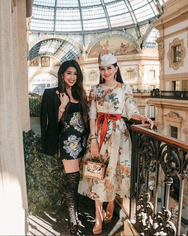3 cặp mẹ con châu Á trẻ đẹp khiến ai cũng nhầm là chị em, đại diện Việt Nam là nhân vật sừng sỏ nổi tiếng mạng xã hội - ảnh 22