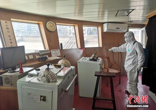 COVID-19 ảnh hưởng du lịch, TQ quyết định tận dụng du thuyền sang trọng làm nơi ở cho các y bác sĩ ở Vũ Hán - Ảnh 4.