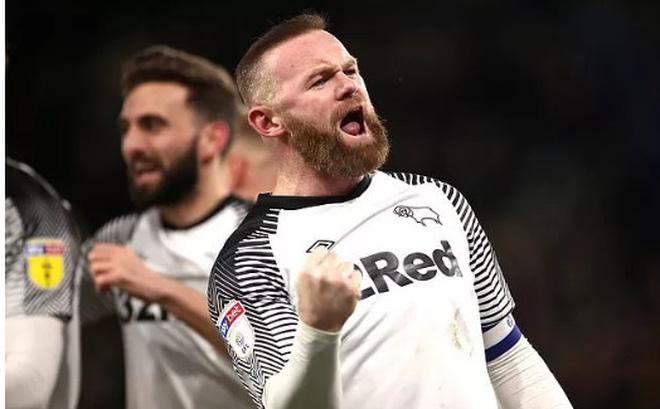 Huyền thoại Wayne Rooney lại gây sốc sân cỏ Anh