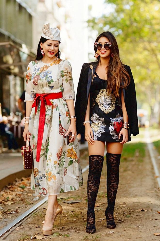 3 cặp mẹ con châu Á trẻ đẹp khiến ai cũng nhầm là chị em, đại diện Việt Nam là nhân vật sừng sỏ nổi tiếng mạng xã hội - ảnh 25