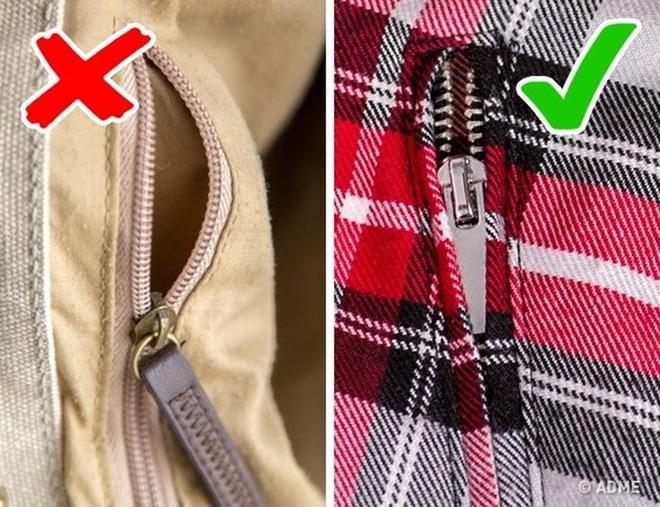 Mách chị em 8 mẹo kiểm tra để mua sắm quần áo như một chuyên gia, đảm bảo không dính hàng kém chất lượng - Ảnh 2.