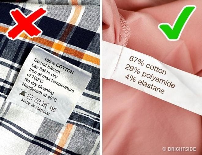 Mách chị em 8 mẹo kiểm tra để mua sắm quần áo như một chuyên gia, đảm bảo không dính hàng kém chất lượng - Ảnh 6.