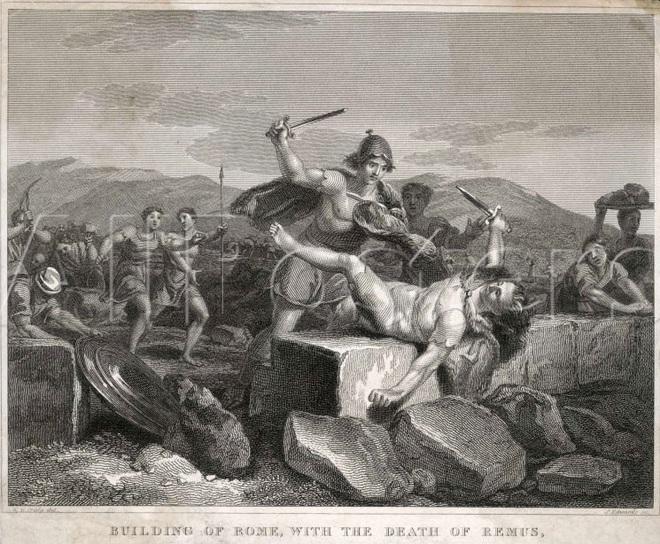 Phát hiện mộ cổ của vị vua đầu tiên của đế chế La Mã: Người lớn lên bằng sữa của sói hoang - Ảnh 9.