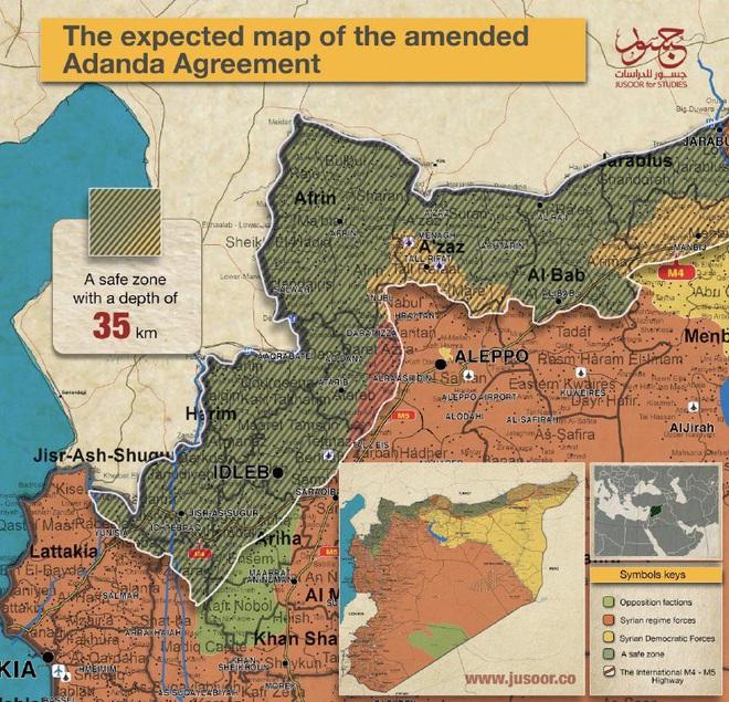 QĐ Syria bất ngờ tung đòn sấm sét trong đêm, mở tung cánh cửa vào tây Idlib? - Ảnh 2.