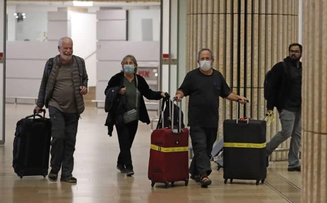 Israel từ chối tiếp nhận công dân Hàn Quốc, yêu cầu máy bay chở 200 người quay về Seoul