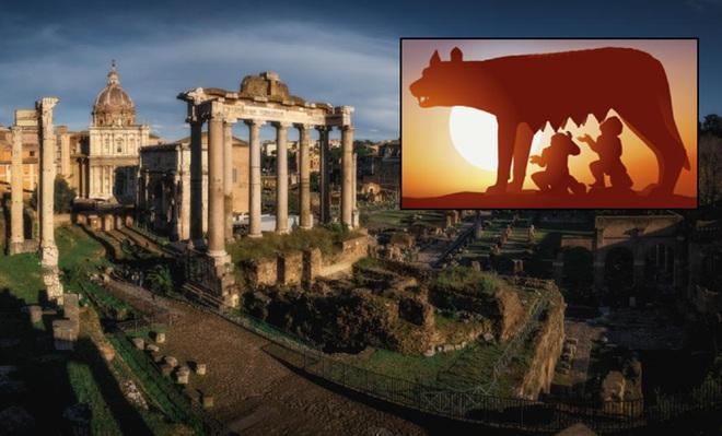 Phát hiện mộ cổ của vị vua đầu tiên của đế chế La Mã: Người lớn lên bằng sữa của sói hoang - Ảnh 8.