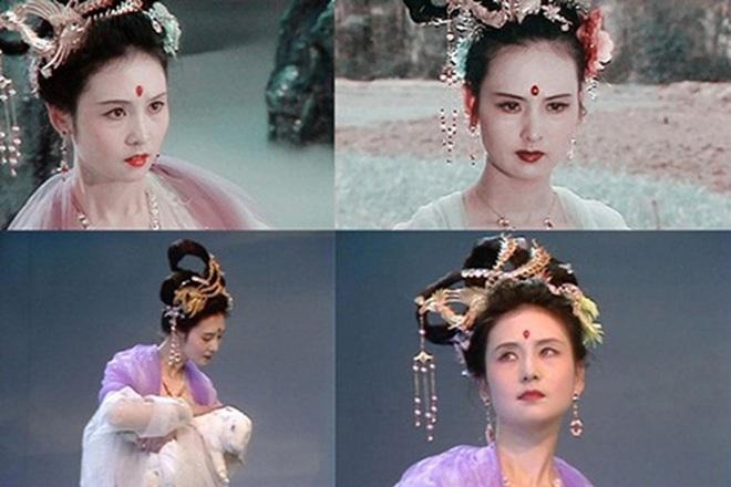 Hằng Nga xinh đẹp kinh điển trên màn ảnh: Mỹ nhân giàu có và bí ẩn nhất Tây Du Ký - Ảnh 3.