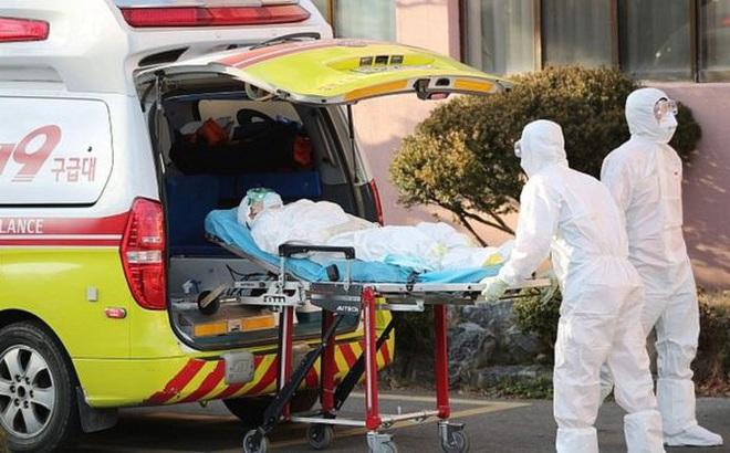 Hàn Quốc: Tổng số ca mắc bệnh tăng lên 833 người, thêm 1 bệnh nhân tử vong