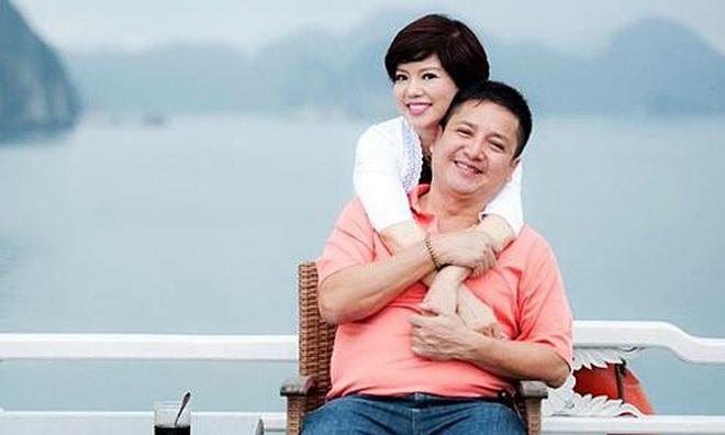 NSƯT Chí Trung: Đến khi chúng tôi ly thân, tôi vẫn rất yêu Ngọc Huyền - Ảnh 1.