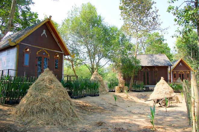 Vợ chồng Quyền Linh đầu tư 200 tỉ đồng xây dựng khu du lịch văn hóa Khmer - Ảnh 2.
