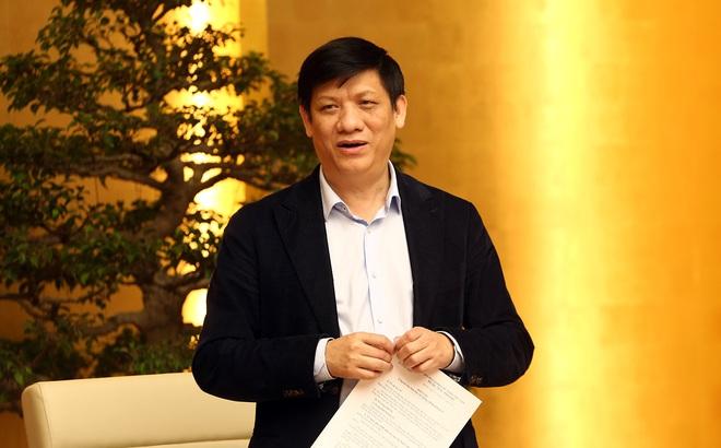 Thứ trưởng Bộ Y tế: Việt Nam đủ năng lực, sinh phẩm xét nghiệm dịch bệnh Covid-19