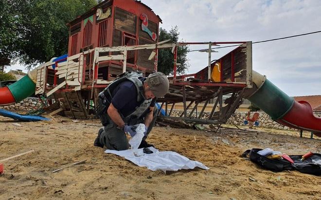Israel bị tấn công, báo động Đỏ - TTg Netanyahu họp khẩn, Gaza sắp rực lửa chiến tranh? - Ảnh 5.