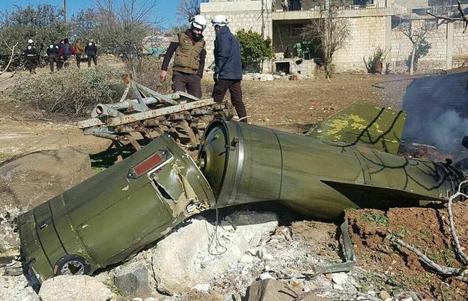 Khám phá sức mạnh các vũ khí sát thần xuất hiện ở Idlib, Syria - ảnh 2