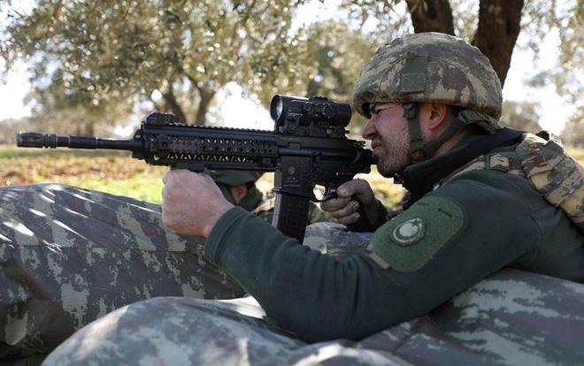 Nga khóa chặt không phận Idlib, Syria: Thổ Nhĩ Kỳ manh động sẽ chỉ đưa quân vào chỗ chết - Ảnh 2.