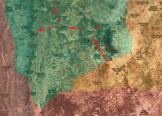 Thổ ra đòn hiểm, sẵn sàng đổ máu, QĐ Syria tài tình né đánh trực diện: Hãy chờ đấy! - Ảnh 4.