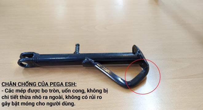 Xe giống SH nhưng giá bằng 1/3: Sau màn dằn mặt của Honda, Pega gửi tâm thư khiêu khích - Ảnh 4.