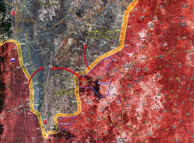 Biểu tượng cách mạng Syria sụp đổ: Cú đâm sau lưng của Thổ và đòn kết liễu ở Idlib? - Ảnh 1.