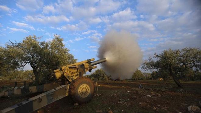 Thổ Nhĩ Kỳ vỡ trận ở Syria: Một loạt tiền đồn quân sự bị bao vây, lính chết trận tăng vọt - Ảnh 1.