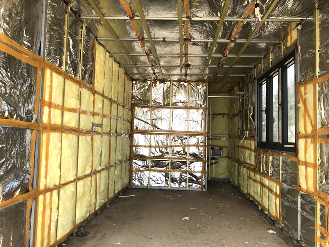 Cận cảnh cả trăm nhà bằng container trái phép trong rừng phòng hộ ven biển Xuân Thành - Ảnh 15.
