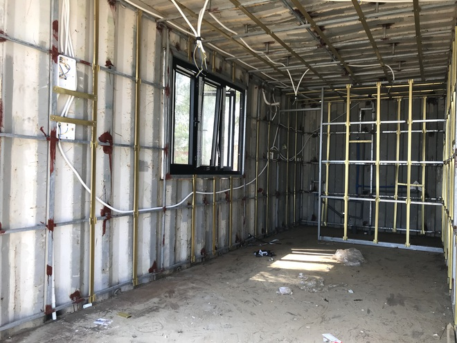 Cận cảnh cả trăm nhà bằng container trái phép trong rừng phòng hộ ven biển Xuân Thành - Ảnh 14.
