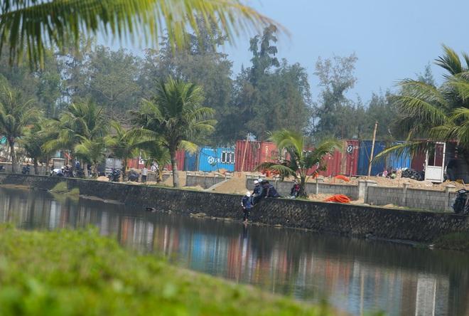 Cận cảnh cả trăm nhà bằng container trái phép trong rừng phòng hộ ven biển Xuân Thành - Ảnh 22.