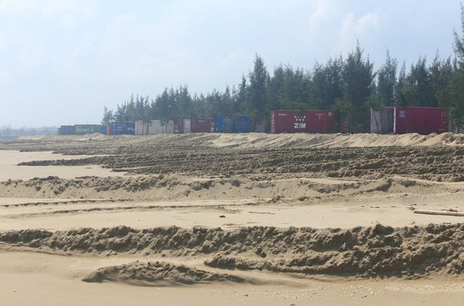 Cận cảnh cả trăm nhà bằng container trái phép trong rừng phòng hộ ven biển Xuân Thành - Ảnh 21.