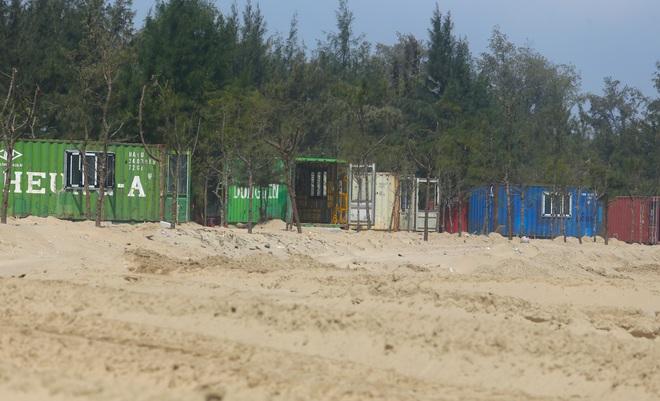 Cận cảnh cả trăm nhà bằng container trái phép trong rừng phòng hộ ven biển Xuân Thành - Ảnh 28.
