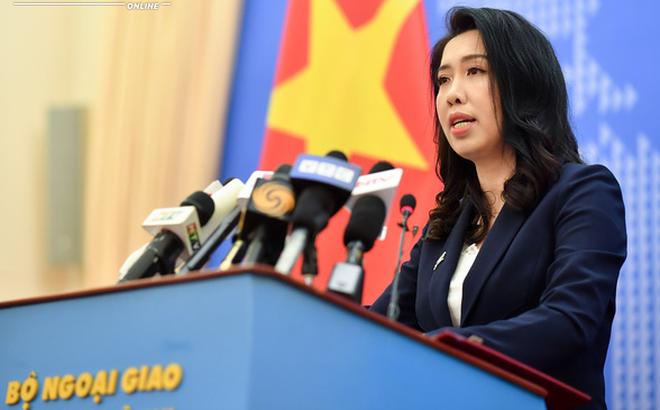 Bộ Ngoại giao lên tiếng về thông tin một bệnh nhân Hàn Quốc nhiễm corona từng đến Việt Nam