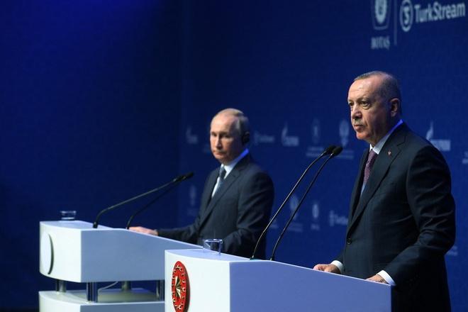 Nga giáng đòn ác liệt ở Idlib, Thổ Nhĩ Kỳ thương vong không ngớt: Điều gì khiến ông Erdogan vẫn chần chừ chưa ra tay đáp trả? - Ảnh 2.