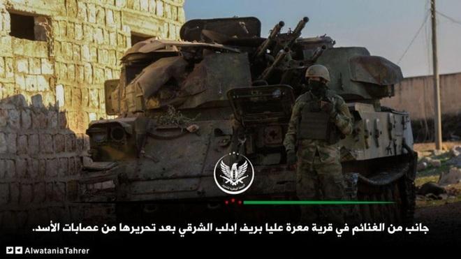 Đại quân Thổ ồ ạt tập kết: KQ Nga sẵn sàng giáng đòn sấm sét - QĐ Syria báo động đỏ trước tình huống xấu nhất - Ảnh 4.