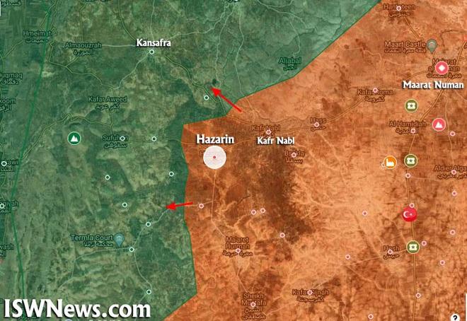 Động thái đặc biệt của Thổ Nhĩ Kỳ: Mồi ngon cho KQ Nga đã đến - QĐ Syria cần cảnh giác cao độ, sẵn sàng cho tình huống xấu nhất - Ảnh 1.