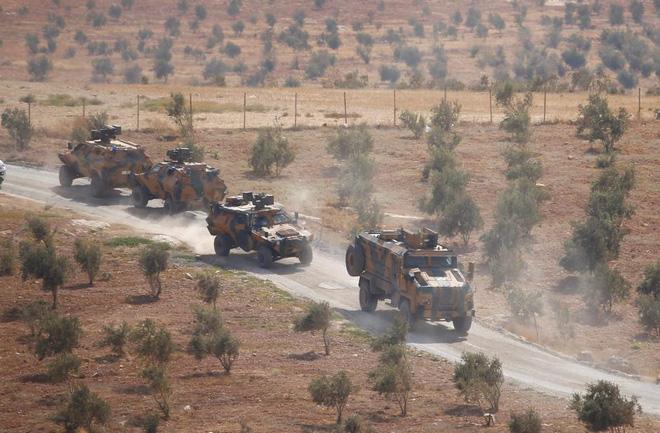 Mưu sâu kế hiểm, Nga-Syria lấn, lách vây phiến quân, trói chặt căn cứ Thổ: Ngay và luôn! - Ảnh 2.