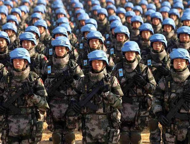 Xôn xao vụ Lục quân Trung Quốc chi hơn chục tỷ NDT mua 1,4 triệu áo giáp chống đạn! - Ảnh 1.