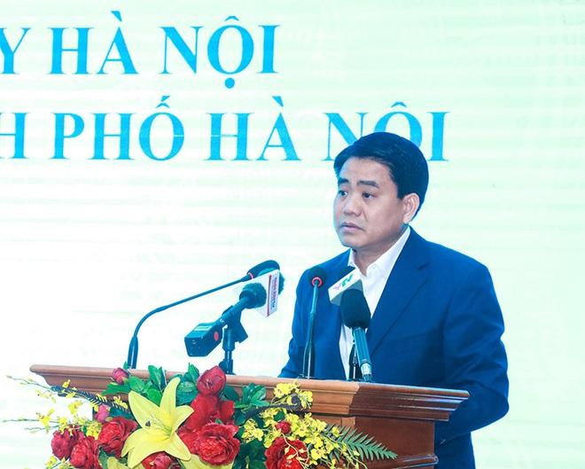 Bí thư Hà Nội Vương Đình Huệ: Bảo vệ Thủ đô trước dịch Covid-19 cũng là bảo vệ cho cả nước - Ảnh 1.